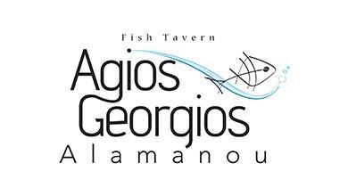 Agios Georgios Alamanou Logo