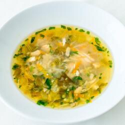 Monte Carlo Restaurant Fish Soup