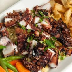 Monte Carlo Restaurant Octapus