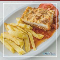 Monte Carlo Restaurant Pastitsio
