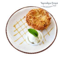 Potamos Fish Restaurant Apple Pie