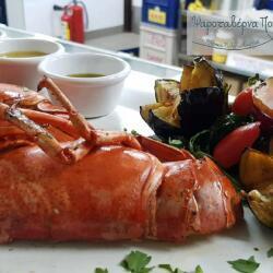Potamos Fish Tavern Lobster