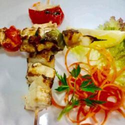 Aeyialos Seafood Restaurant Swordfish