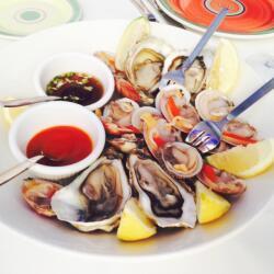 Pyxida Fish Tavern Oysters And Shellfish