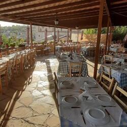 Pyrkos Tavern Outdoor