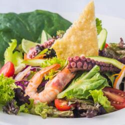 Psarolimano Sea Food Salad