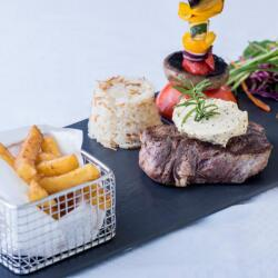 Psarolimano Steak